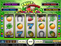 Fruit Bonanza - automat zdarma